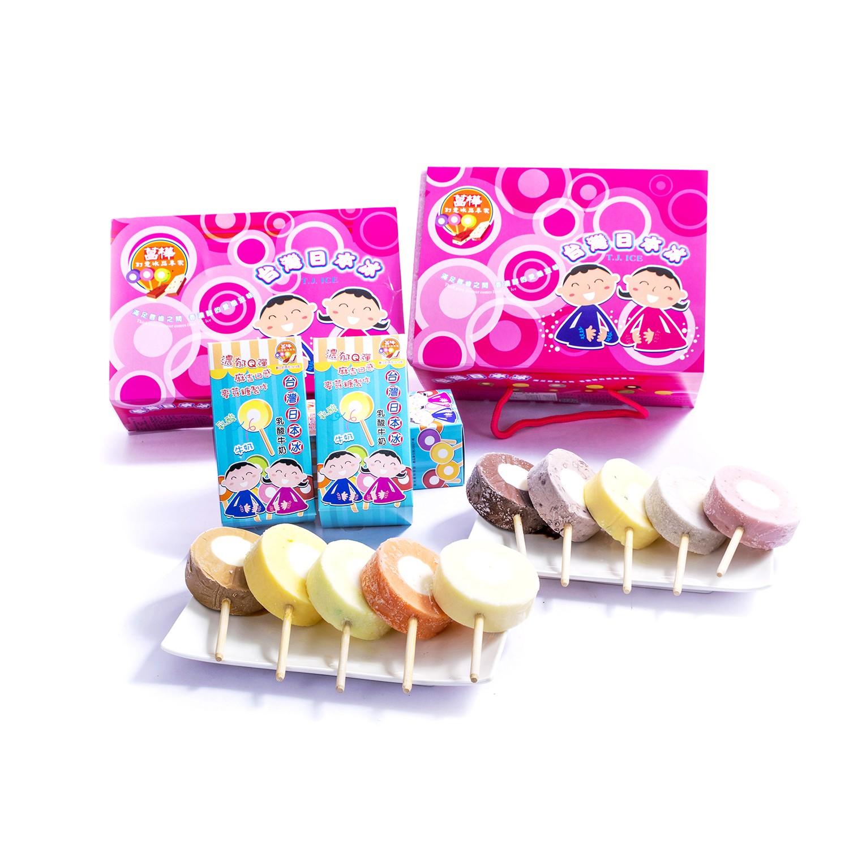 【菖樺】台灣日本冰 -禮盒