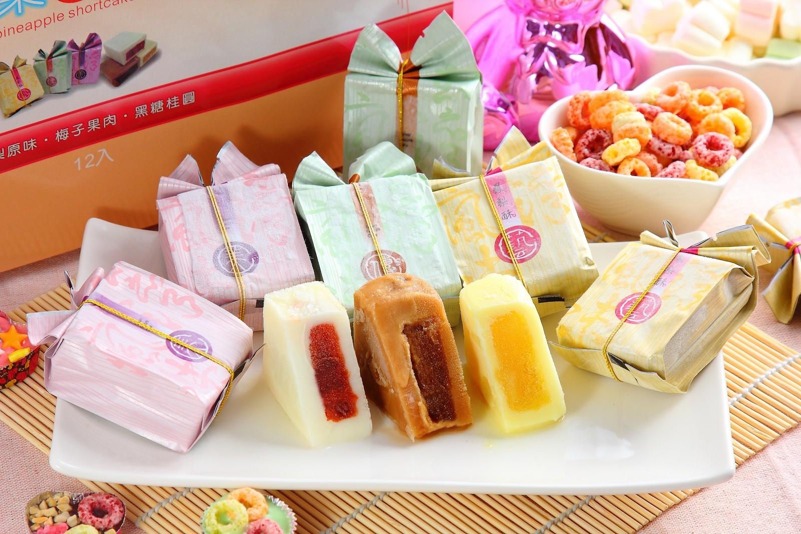 中秋鳳梨酥冰凍禮盒『買一送一』