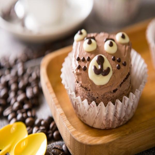 【菖樺】珮吉貝爾彩繪蛋糕禮盒 - 巧克力虎