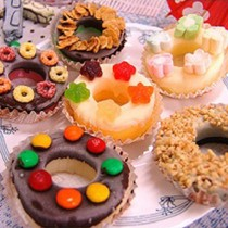 【菖樺】甜甜圈冰點