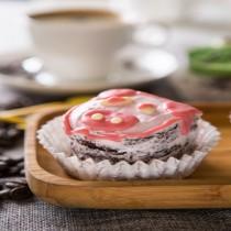 【菖樺】珮吉貝爾彩繪蛋糕禮盒 - 草莓粉紅豬