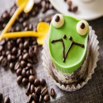 【菖樺】珮吉貝爾彩繪蛋糕禮盒 -哈密瓜蛙蛙