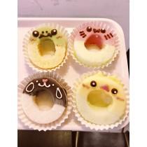 動物甜甜圈冰典