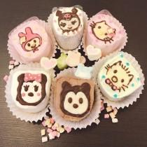 【菖樺】珮吉貝爾彩繪蛋糕 - 客製化蛋糕